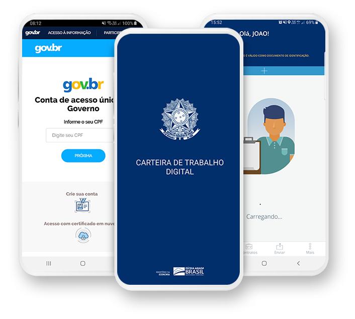carteira de trabalho digital www.aquitemtrabalho.com.br